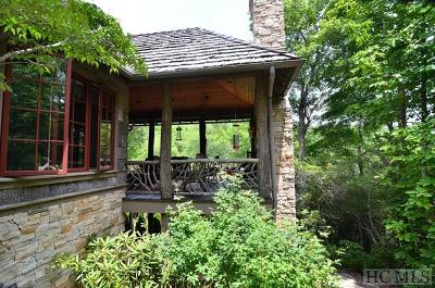 Highlands Single Family Home For Sale: 1442 Owl Gap Road