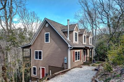 Highlands Single Family Home For Sale: 149 Hemlock Circle