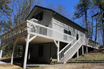 Sapphire Single Family Home For Sale: 161 Old Transylvania Turnpike