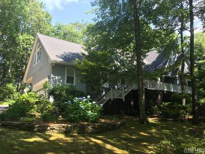 Highlands Single Family Home For Sale: 75 Hemlock Woods Drive