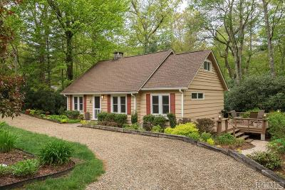 Highlands Single Family Home For Sale: 1533 Flat Mountain Road