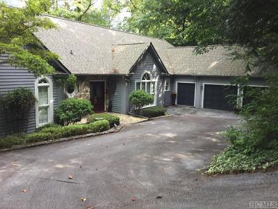 Sapphire Single Family Home For Sale: 70 Rock Bridge Court