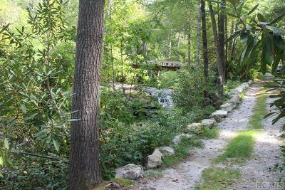 Cashiers Residential Lots & Land For Sale: Lot 1 Club Drive