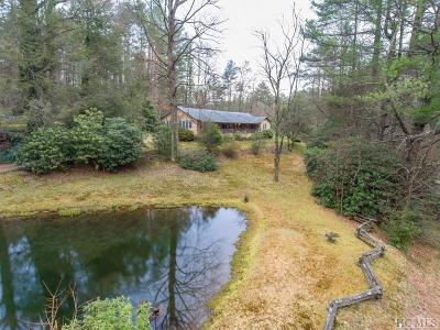 Highlands Single Family Home For Sale: 17 Horse Cove Ranch Road