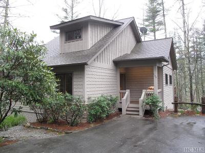 Sapphire Single Family Home For Sale: 159 Scotch Highlands Loop