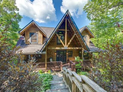 Lake Toxaway Single Family Home For Sale: 399 Toxaway Court