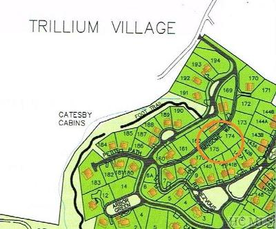 Cashiers Residential Lots & Land For Sale: 174+175 Winsome Way