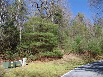 Lake Toxaway Residential Lots & Land For Sale: Lot 99 Long Hunters Road