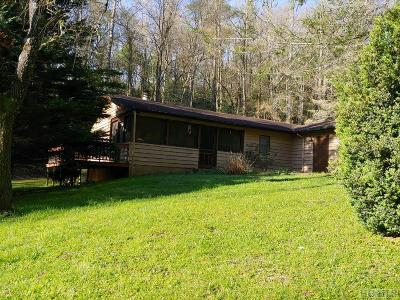 Highlands Single Family Home For Sale: 726 Blue Valley Road