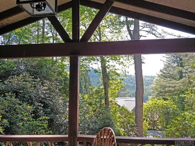Lake Toxaway Single Family Home For Sale: 87 S East Shore Drive