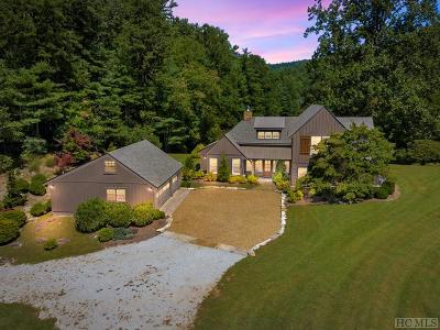 Highlands Single Family Home For Sale: 2730 S Clear Creek Road