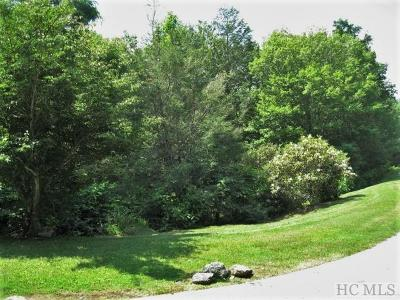 Cashiers Residential Lots & Land For Sale: Lot 50 Big Sheepcliff Road