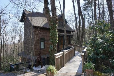 Highlands Single Family Home For Sale: 107 Owl Gap Road