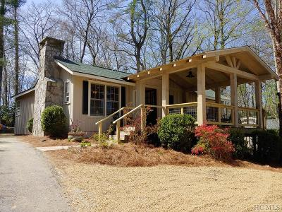 Highlands Single Family Home For Sale: 434 Wyanoak Road
