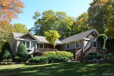 Highlands Single Family Home For Sale: 312 Sherwood Forest Road