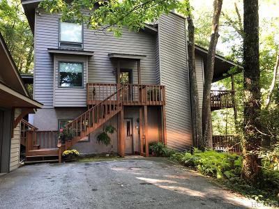 Cashiers Single Family Home For Sale: 20 Crimson View Lane