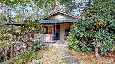 Highlands Single Family Home For Sale: 8875 Buck Creek Road