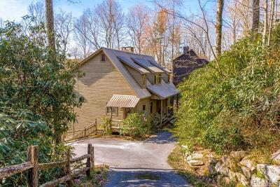 Highlands Single Family Home For Sale: 400 View Point Road
