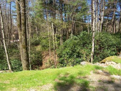 Cullasaja Club Residential Lots & Land For Sale: Lot 41b Bee Tree Lane