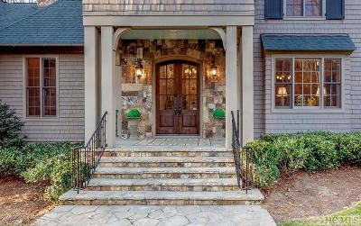 Wildcat Cliffs Cc, Trillium High, Trillium Links, Trillium Place, Highlands Falls Cc, Highlands Cc, Wade Hampton, Cullasaja Club, Mountaintop Golf Single Family Home For Sale: 133 Pipers Court
