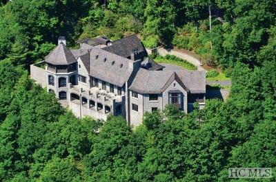 Lake Toxaway Single Family Home For Sale: 1164 Toxaway Drive
