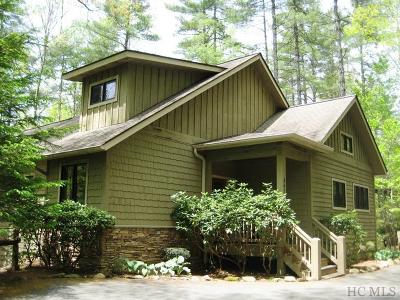 Sapphire Single Family Home For Sale: 347 Scotch Highlands Loop