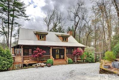 Highlands Single Family Home For Sale: 74 Holly Cul De Sac