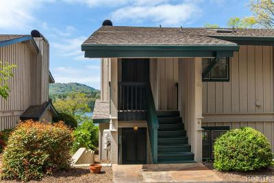 Lake Toxaway Condo/Townhouse For Sale: C-1 Toxaway Point #1