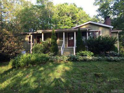 Scaly Mountain Single Family Home For Sale: 70 East Side Duck Mountain