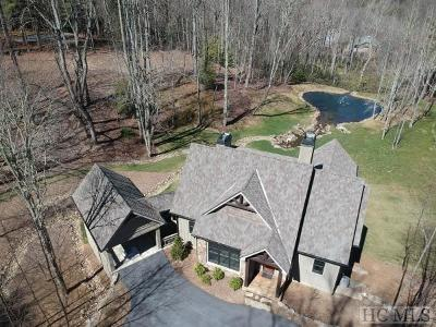Wildcat Cliffs Cc, Trillium High, Trillium Links, Trillium Place, Highlands Falls Cc, Highlands Cc, Wade Hampton, Cullasaja Club, Mountaintop Golf Condo/Townhouse For Sale: 59 Springhouse Road #309