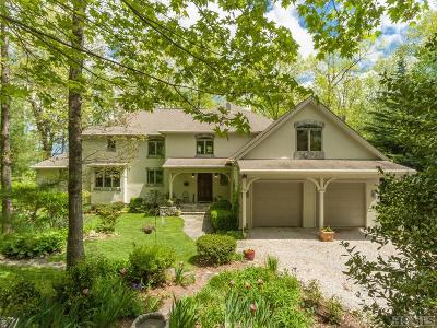 Highlands Single Family Home For Sale: 1690 Twin Lakes Drive
