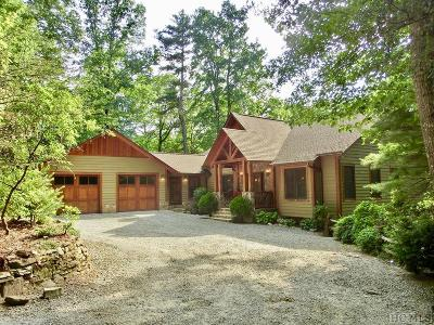 Sapphire Single Family Home For Sale: 2806 Upper Whitewater Road