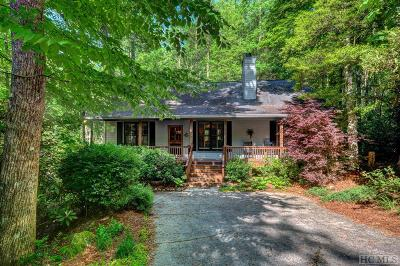 Sapphire Single Family Home For Sale: 110 Sourwood Court