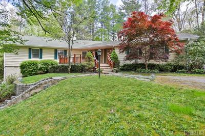 Highlands Single Family Home For Sale: 144 Talley Road