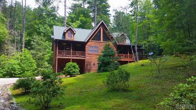 Sapphire Single Family Home For Sale: 86 Whisper Lake Drive
