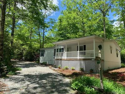 Sapphire Single Family Home For Sale: 170 Arrowhead Lane