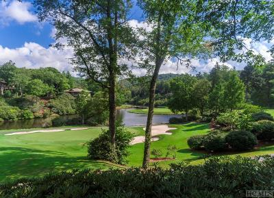 Highlands Falls Cc Single Family Home For Sale: 99 Lake Villa Court