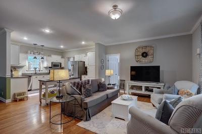 Cashiers Single Family Home For Sale: 104 Jurasic Drive