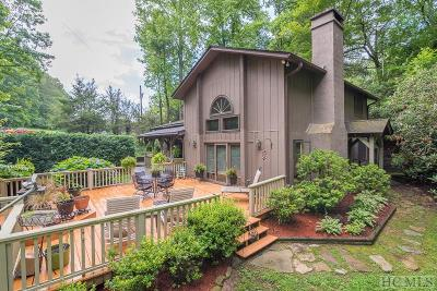 Highlands Single Family Home For Sale: 3495 Clear Creek Road