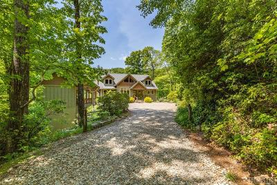 Lake Toxaway Single Family Home For Sale: 130 Keowee Trail