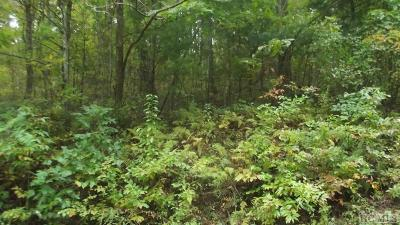 Scaly Mountain Residential Lots & Land For Sale: Brown Mountain Road