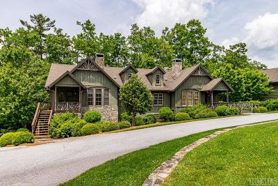 Wildcat Cliffs Cc, Trillium High, Trillium Links, Trillium Place, Highlands Falls Cc, Highlands Cc, Wade Hampton, Cullasaja Club, Mountaintop Golf Condo/Townhouse For Sale: 35a Portland Ridge #A