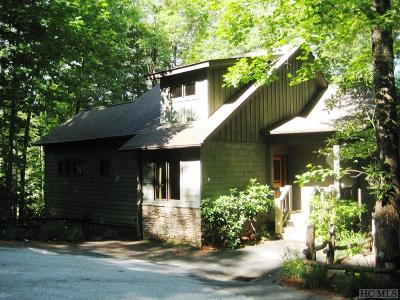 Sapphire Single Family Home For Sale: 141 Scotch Highlands Loop