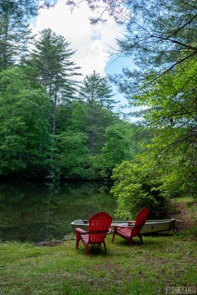 Cashiers Residential Lots & Land For Sale: Lot 7 Crestwood Road