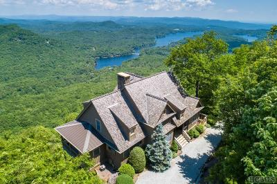Lake Toxaway Single Family Home For Sale: 466 Meadow Ridge