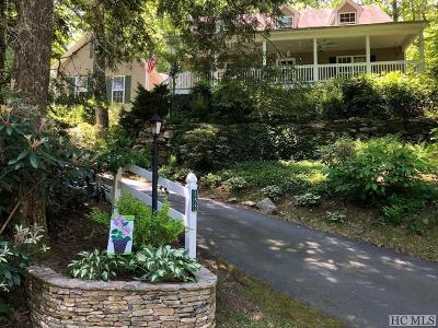 Highlands Single Family Home For Sale: 155 Pheasant Run