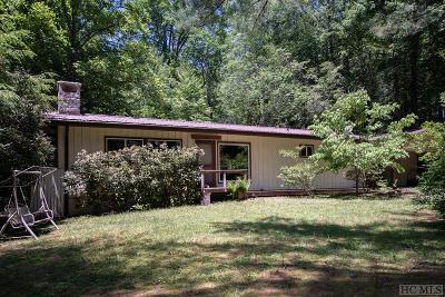 Highlands Single Family Home For Sale: 336 Shortoff Road