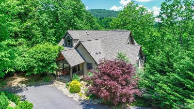 Lake Toxaway Single Family Home For Sale: 614 Fairway Drive