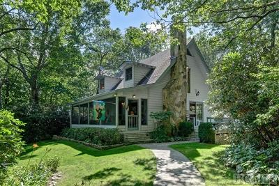 Highlands Single Family Home For Sale: 150 Bartram Way