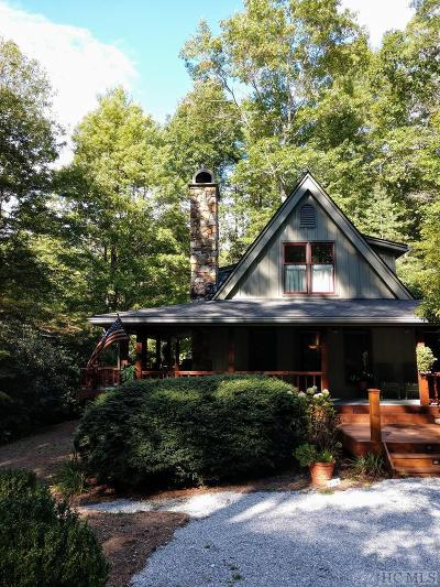 Sapphire Single Family Home For Sale: 316 Spring Forest Road